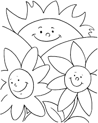 Awesome Summer Coloring Sheets Best Design