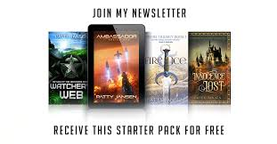 Patty Jansen Science Fiction Books And Fantasy