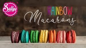 regenbogentorte wölkchen motivtorte rainbow cake invidious