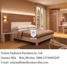 China Bespoke Hotel Bedroom Furniture Good Design CAD