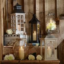 A Selection Of Romantic Lanterns