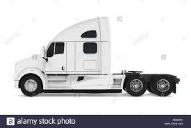 100 Semi Truck Rv Isolated Stock Photo 176231095 Alamy