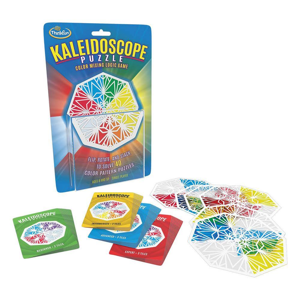 ThinkFun Kaleidoscope Puzzle Logic Game