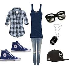 Summer Outfits For Teenage Girl