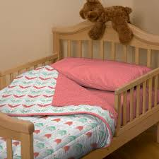 Teal And Coral Baby Bedding by Bedroom Cute Stripped Comforter Nursery Coral Bedding Crib