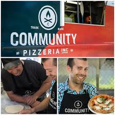 100 Mogo Food Truck Pizza Making With And Community Pizzeria