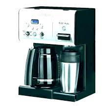 Dual Brew Coffee Maker Reviews E9599 K Cup Also Single Serve