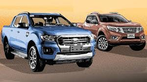 Ford Ranger, Nissan Navara 2018: Specs, Prices, Features | Feature ...