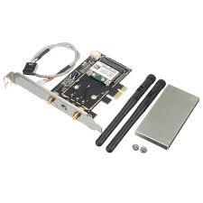 antenne wifi pour pc bureau marque nouvelle 300 mbps sans fil wifi pci e carte de bureau