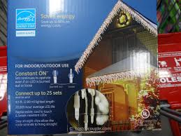 Ge Itwinkle Outdoor Christmas Tree by Ge