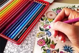 2015 Enchanted Forest An Inky Quest Coloring Book For Children Adult Relieve Stress Kill Time Graffiti Painting Drawing Books In From Office