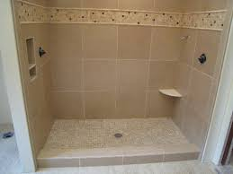how to install ceramic tile shower pan image bathroom 2017