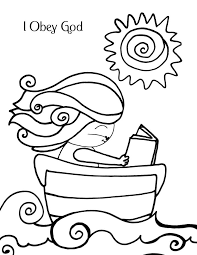 Coloring Page From Lessons4sundayschoool