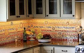 carrelage cuisine mosaique choisir un carrelage mural de cuisine pour une ambiance fraîche et