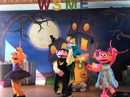 Sesame Street A Magical Halloween Adventure Spanish by Sesame Place Sesameplace Twitter