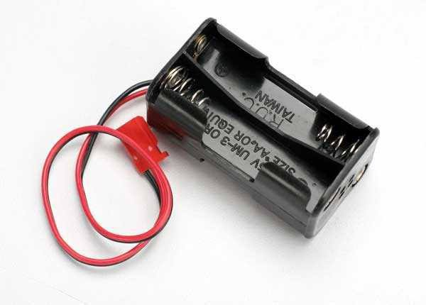 Battery Holder 4c Futaba Connector Jato