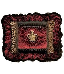 Red Decorative Pillows by Accent Pillows Throw Pillows Reilly Chance Collection Reilly