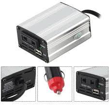 100 Power Inverters For Trucks Portable Car Vehicle 12V DC To AC Inverter Practical Converter