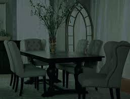 Black Faux Leather Dining Room Chairs Minimalist Small