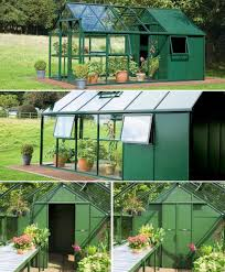 8x8 Storage Shed Plans by Greenhouse She Shed 22 Awesome Diy Kit Ideas