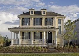 Martha Stewart House Plans Transitional home exterior Martha