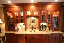 Kitchen Dining Room And Custom Bar