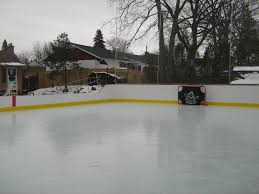 Oversized Ice Rink Kit