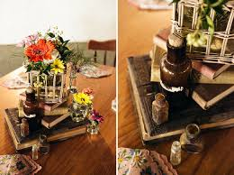 Handmade Vintage Australian Wedding Jess Leon