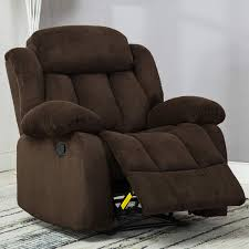 Bonzy Home Recliner Heavy Duty Manual Recliner Chair - Home Theater Seating  - Bedroom & Living Room Chair Recliner Sofa (Brown) Modern Faux Leather Recliner Adjustable Cushion Footrest The Ultimate Recliner That Has A Stylish Contemporary Tlr72p0 Homall Single Chair Padded Seat Black Pu Comfortable Chair Leather Armchair Hot Item Cinema Real Electric Recling Theater Sofa C01 Power Recliners Pulaski Home Theatre Valencia Seating Verona Living Room Modernbn Fniture Swivel Home Theatre Room Recliners Stock Photo 115214862 4 Piece Tuoze Fabric Ergonomic