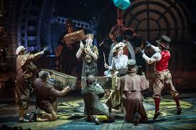 Kurios Cabinet Of Curiosities Edmonton by Behind The Kurios Stunts A Look At The Harried Life Of Cirque Du