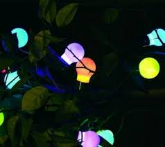 smart color changing outdoor solar lights envirogadget