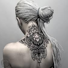 Awesome Mandana Neak Tattoo