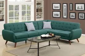 Castro Convertible Ottoman Bed by Laguna Polyfiber Sectional Sofa