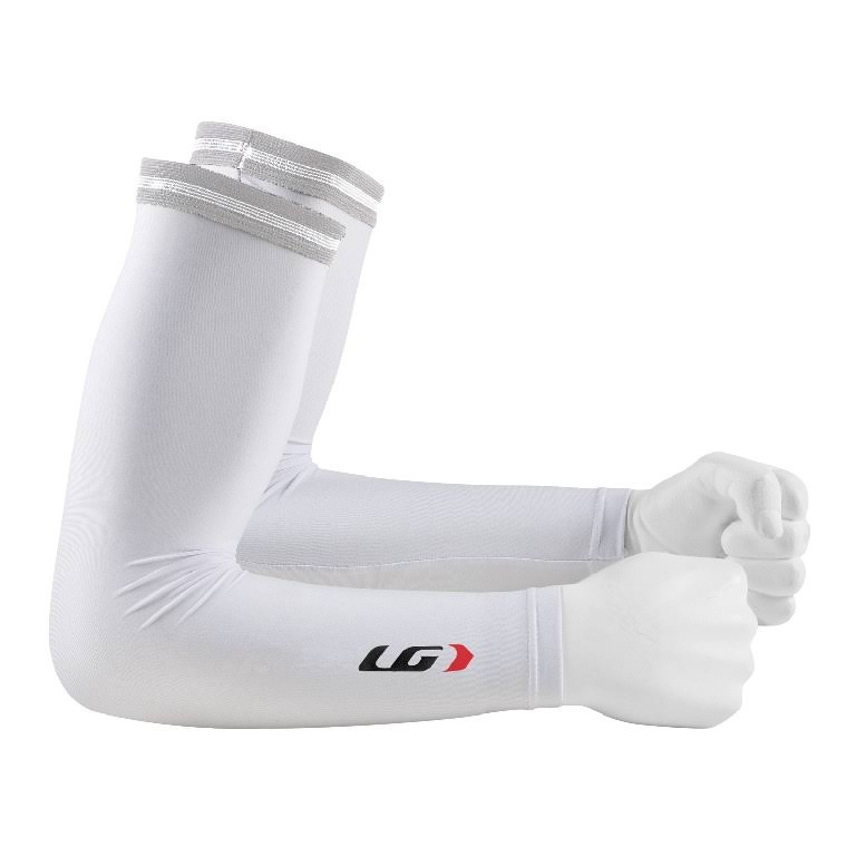 Louis Garneau - Arm Cooler - White - M