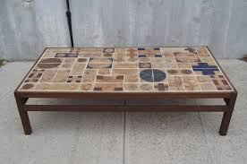 coffee table attractive tile top coffee table ideas