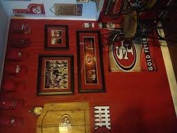 14 Best 49ers Man Caves Images On Pinterest