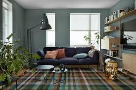 karierter teppich im wohnzimmer mit bild kaufen