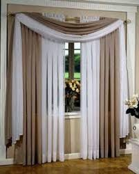 Searsca Sheer Curtains by Warm Home Designs Pair Of Caramel Gold Sheer Curtains Or Extra