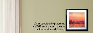 Lg Ceiling Cassette Mini Split by Lg Air Conditioning Systems For Residential And Light Commercial