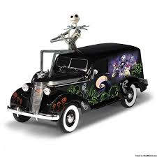 Danny Elfman This Is Halloween Download by Tim Burton The Nightmare Before Christmas Hearse Sculpture With