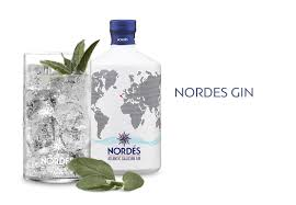 100 Nordes NORDES GIN Boutzounis Wines Spirits Import