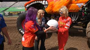 Watch Megyn Kelly Get Behind The Wheel Of A Monster Truck Chop Patients Treated To Special Wheelchair Costumes Halloween Grave Digger Race Car Driver Boy Costume Boys Check Out Solidworks For Good Jonahs Monster Jam Magic Truck Clipart Free Download Best On Build Buy At Whosale Child Ride In Firetruck Blaze And The Machines For Toddlers Shaquille Oneal Buys A Massive F650 Pickup As His Daily Kids Zombie Freestyle From New Orleans Feb 23 2013 Youtube