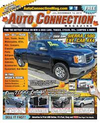 100 Trade Truck For Car 111518 Auto Connection Magazine By Auto Locator And Auto