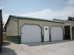 Tin Shed Highland Il by Kentucky Ky Metal Garages Barns Sheds And Buildings