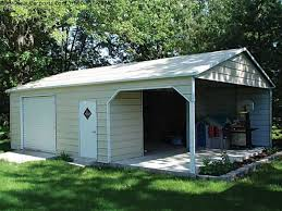 Metal Loafing Shed Kits by Metal Building Kits Prices Barn Metal Carport Metal Sheds