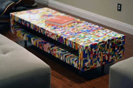 Cool Crazy LEGO Coffee Tables