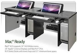 fixation pc sous bureau une série de bureaux pour mac macgeneration
