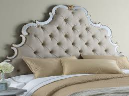 King Platform Bed With Tufted Headboard by Upholstered Tufted King Bed Image Stylish Upholstered Tufted