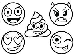 Emoji Coloring Pages Faces Plus Unicorn Of Fidget Spinner C
