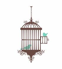 Bird Clipart Shabby Chic 4